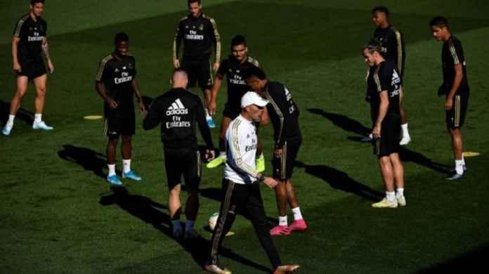 Real Madrid Dapat Berkah di Jeda Internasional
