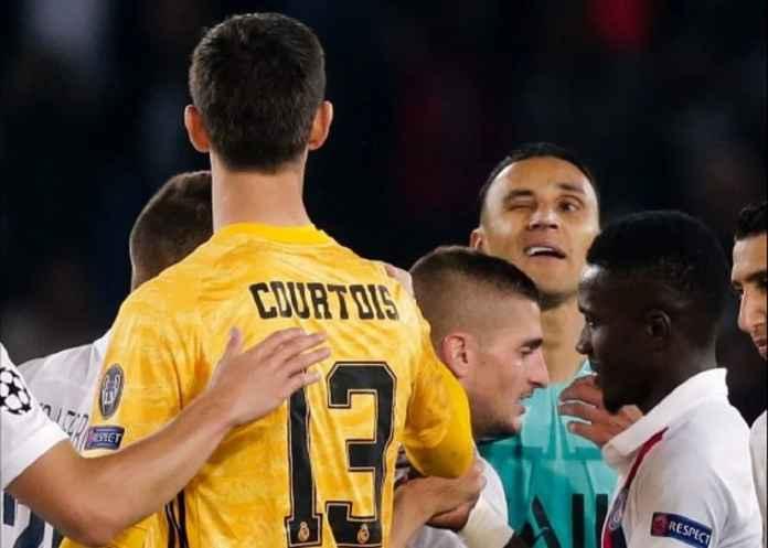 Real Madrid Salah Pilih Pemain