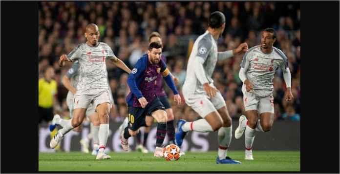Lionel Messi Bisa Dilarang Membela Barcelona di Liga Champions