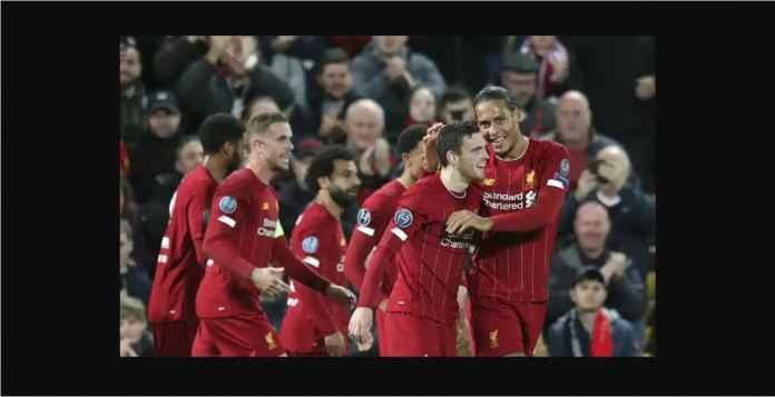 Laga Gila Liga Champions di Kandang Liverpool, 39 Menit Empat Gol!