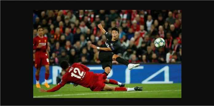 Liverpool Kebobolan Tiga Gol, Dua Datang Dari Sisi Kanan