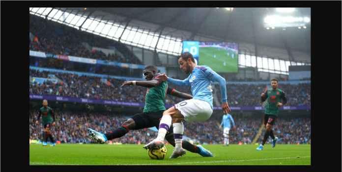 Manchester City 3-0 Aston Villa, Guardiola Ubah Taktik Babak Kedua