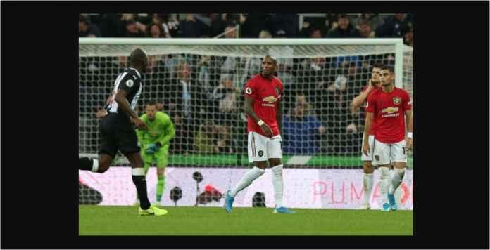 Manchester United Tim Liga Inggris Urutan Kelima Paling Buntung