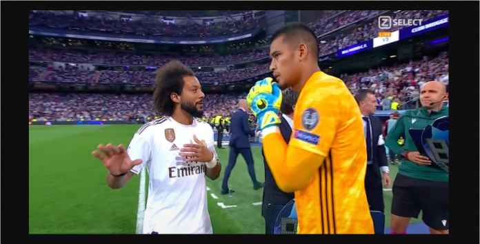 Lihat Dua Pemain Real Madrid Dihukum Zidane