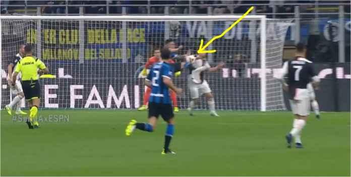 Bek Mahal 1,2 Trilyun Ini Jadi Penyebab Juventus Kebobolan Gol Inter