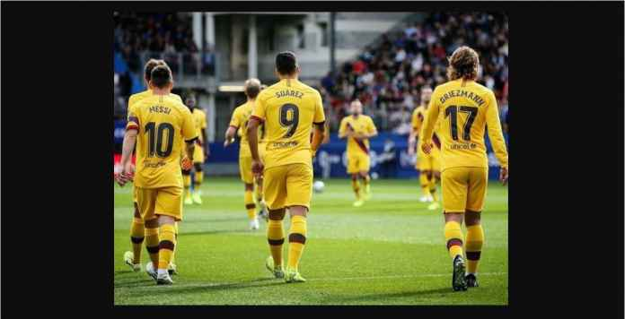 Jika Raja Gol Messi Sudah Kasih Perintah, Berikan Bola Kepadanya