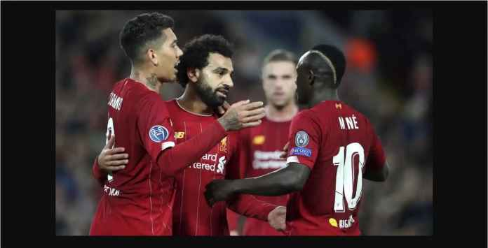 Hasil Liverpool vs Salzburg 4-3 Dua Gol Datang Dari Mohamed Salah!