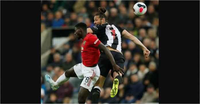 Hasil Newcastle vs Manchester United 1-0 Merosot ke Urutan 12!