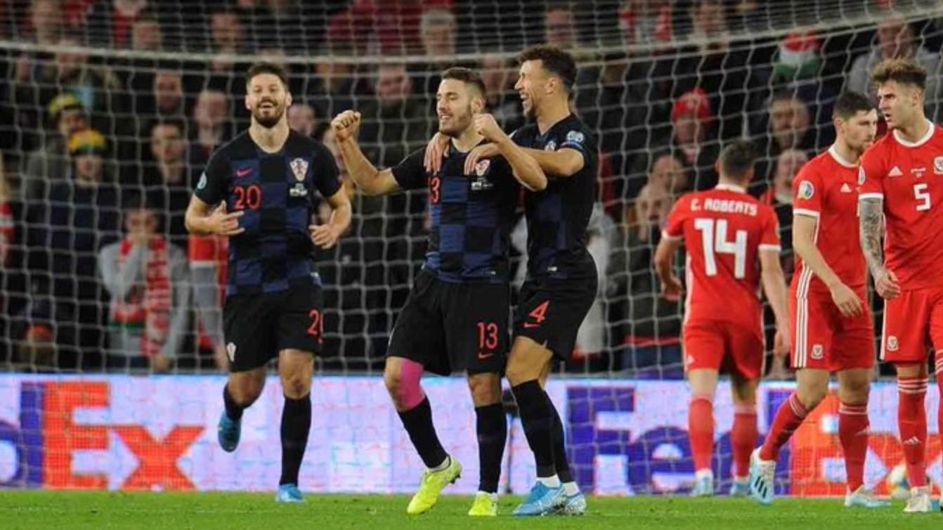 Nikola Vlasic - Wales vs Kroasia