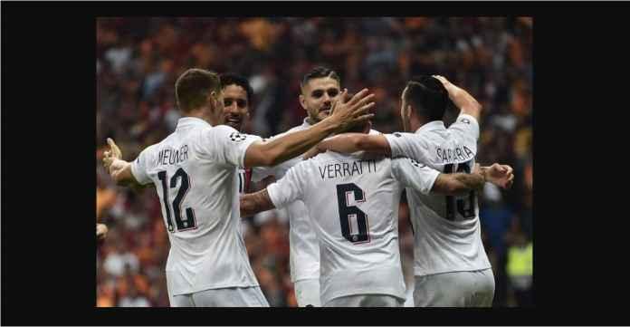 PSG Menang 1-0 Puncaki Grup A Berkat Pemain Bengal Argentina Ini
