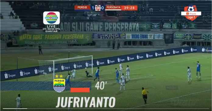 Hasil Persib vs Persebaya 4-1 Sukses Balas Dendam ke Bajul Ijo