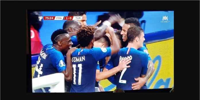 Hasil Prancis vs Turki 1-1 Tim Bulan Sabit Bangkit Dari Ketertinggalan