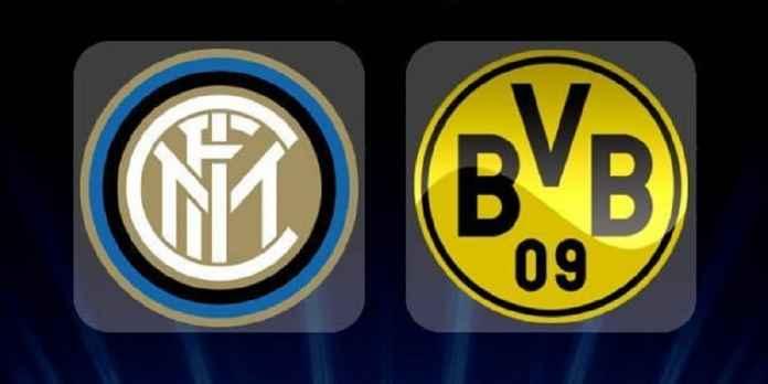 Prediksi Inter Milan vs Borussia Dortmund, Liga Champions 24 Oktober