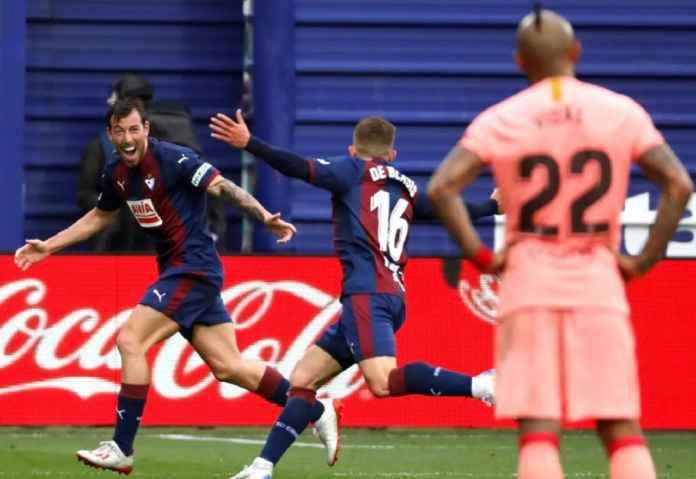 Prediksi Eibar vs Barcelona, Liga Spanyol 19 Oktober 2019