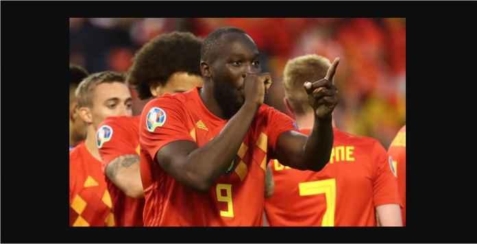 Hasil Belgia vs San Marino 9-0, Lukaku Dua Gol!