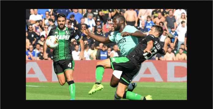 Hasil Sassuolo vs Inter 3-4, Total Jumlah Gol Lukaku Lukai Ronaldo