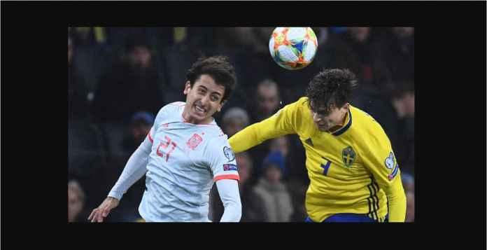 Swedia vs Spanyol Harusnya Sudah Enam Gol Dengan La Roja Dominan