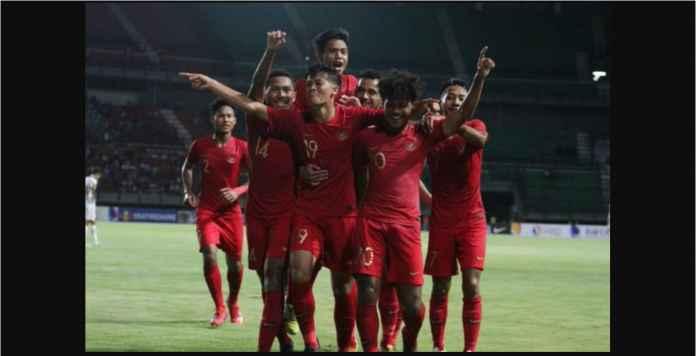 Indonesia 1-3 China, Garuda Kesulitan Tembus Tembok China