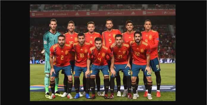 Pemain Barcelona Tak Laku Lagi di Timnas Spanyol