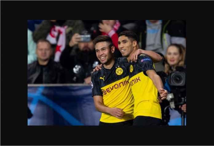 Hasil Dortmund vs Inter 2-2, Pemain Real Madrid Bantu BVB Bangkit!