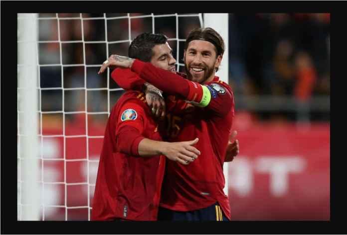 Spanyol 7-0 Malta, Dua Gol Pertama Oleh Pemain Buangan