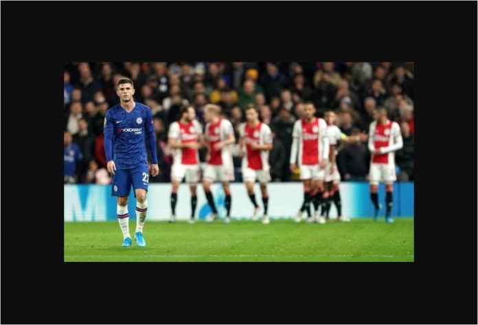 Chelsea, Ajax, Valencia Sama Poin, Siapa yang Peluangnya Paling Berat?