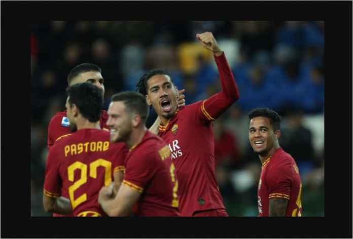 AS Roma dan Lazio Sama-sama Naik Empat Besar Liga Italia