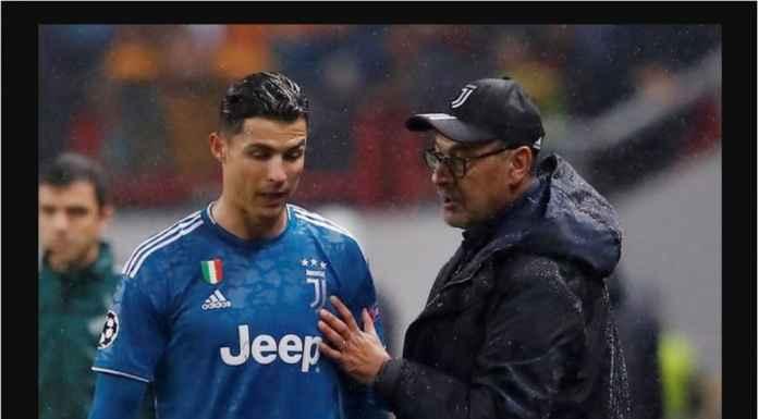 Reaksi Ronaldo Usai Tak Diajak Juventus Tandang ke Atalanta