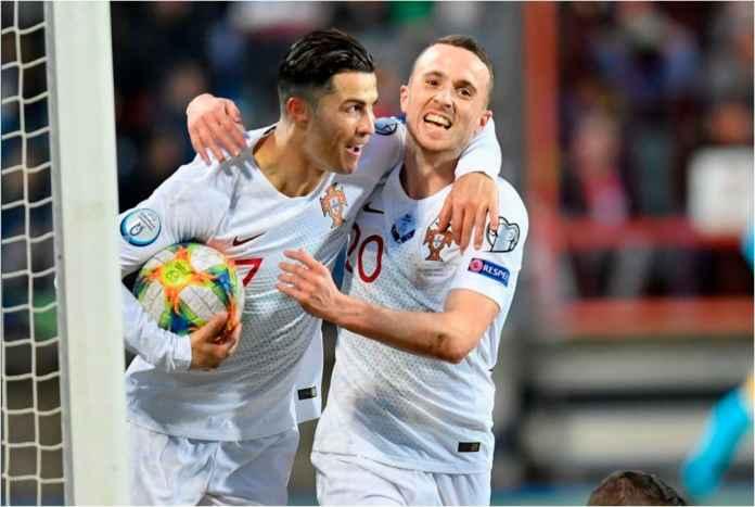 Ambisi Ronaldo Lewati Rekor Gol Internasional di Euro 2020