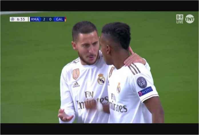 Hasil Real Madrid vs Galatasaray 6-0, Tiga Gol Pemain 18 Tahun Brasil
