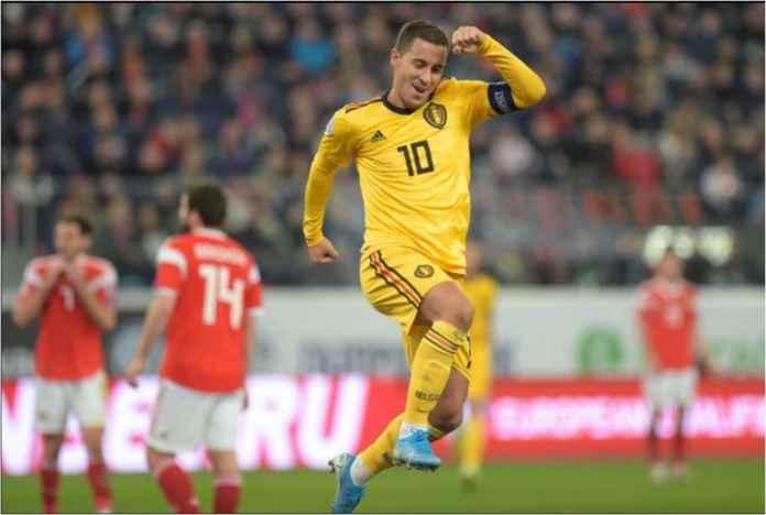 Lihat Empat Gol Belgia Tadi Malam, Direksi Chelsea Menyesal