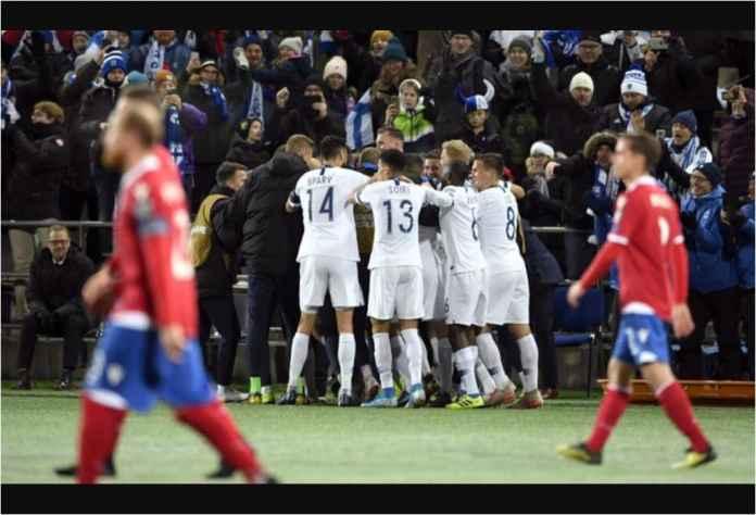 Pemain Liga Inggris Bernama Cabul Itu Loloskan Finlandia