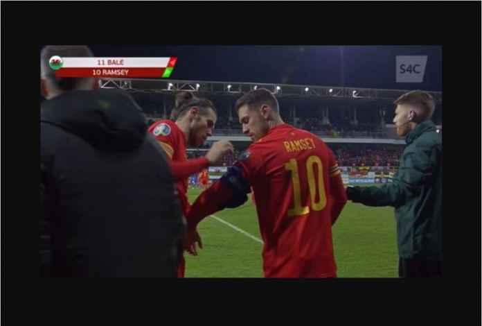 Lebih Sayang Wales Timbang Real Madrid, Bale Diganti Menit 60
