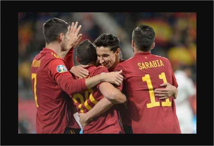 Telat Masuk Timnas Spanyol, Moreno Tiga Assist Satu Gol