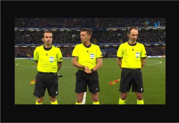 Entah Apa yang Merasuki Wasit Chelsea vs Ajax, 2 Kartu Merah 2 Menit