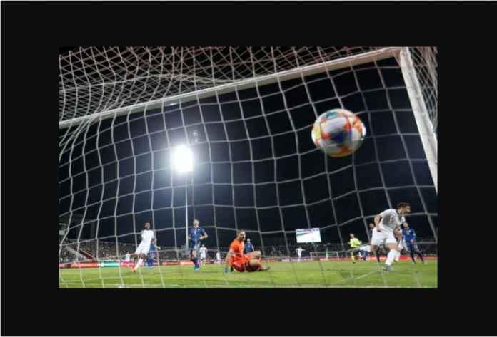 Inggris Menang 4-0, Pastikan Diri Juara Grup A