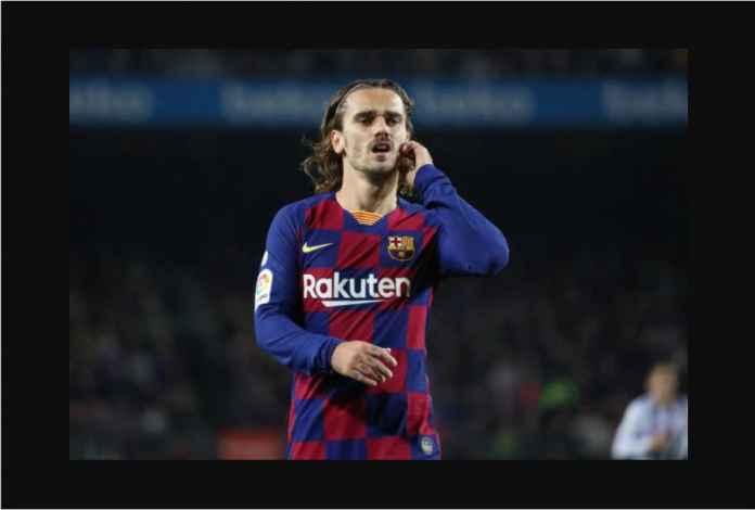 Pemain Barcelona Tampaknya Sengaja Cuekin Griezmann
