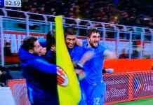 Hasil AC Milan vs Lazio di Liga Italia