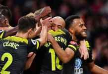 Hasil Arsenal vs Southampton di Liga Inggris pekan ke-13