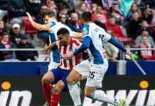 Hasil Atletico Madrid vs Espanyol di Liga Spanyol