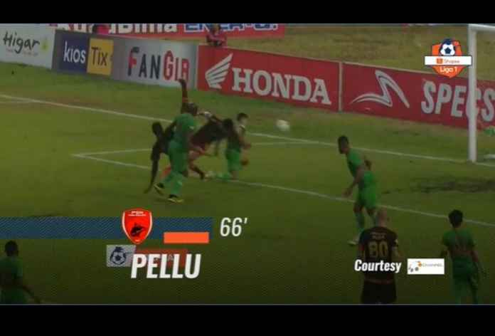 Hasil PSM Makassar vs Kalteng Putra 2-1, Kado Manis HUT ke-104!