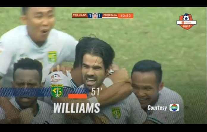 Hasil TIRA Persikabo vs Persebaya Surabaya 2-2, Harus Puas Berbagi Poin