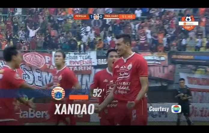 Hasil Persija Jakarta vs TIRA Persikabo 2-0, Jauhi Zona Degradasi
