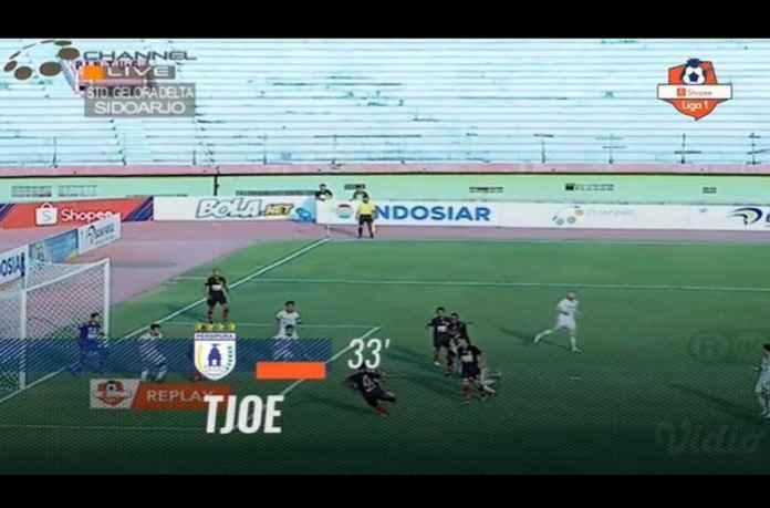 Persipura Jayapura vs Bali United 2-2, Todd Ferre Selamatkan Mutiara Hitam