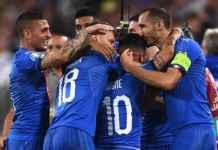 Hasil Bonsia-Herzegovina vs Italia di kualifikasi Piala Eropa 2020