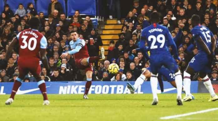 Hasil Chelsea vs West Ham United di Liga Inggris