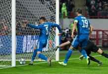 Hasil Lokomotiv Moscow vs Juventus di pertandingan Liga Champions tadi malam