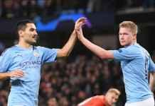 Hasil Manchester City vs Shakhtar Donetsk di Liga Champions