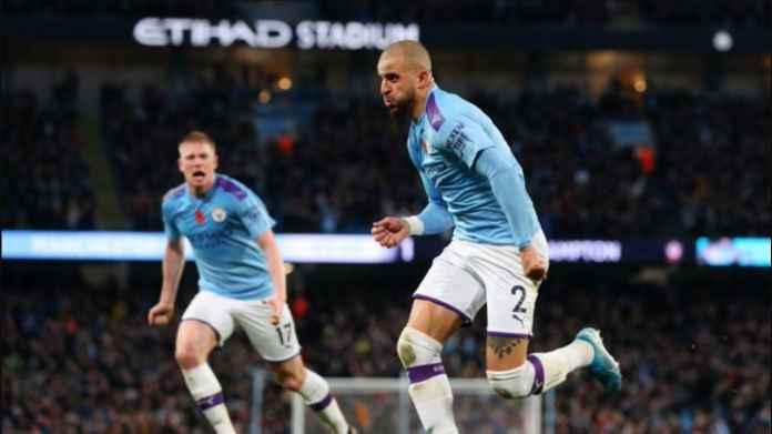 Hasil Manchester City vs Southampton di Liga Inggris