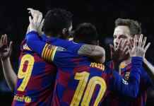Hasil Pertandingan Barcelona vs Borussia Dortmund di Liga Champions